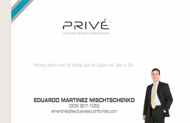 Privé Brochure