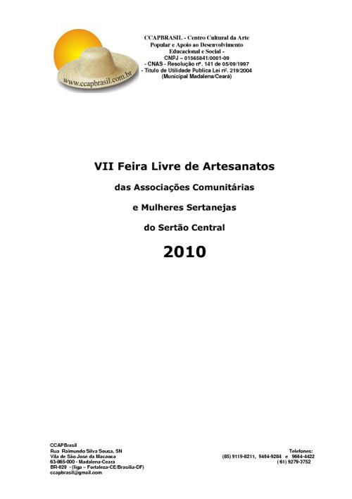 New Flip 2FEIRA DE ARTESANATOS