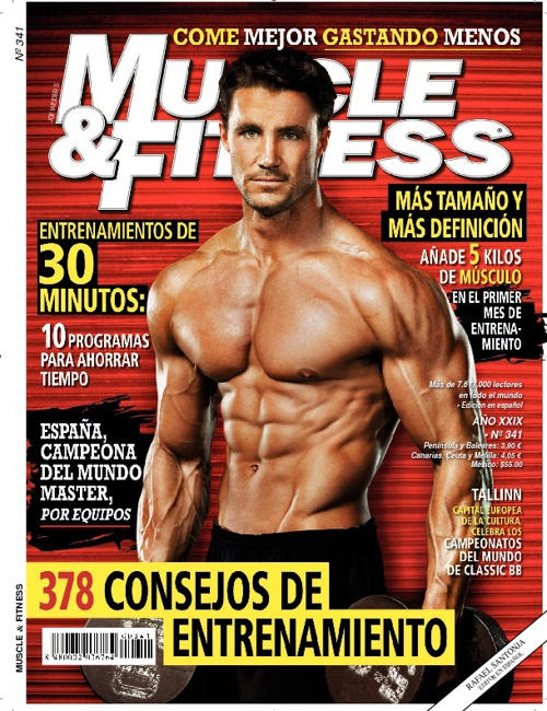 Muscle & Fitness 341