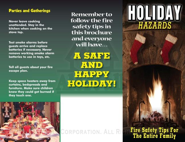 718 Holiday Hazards