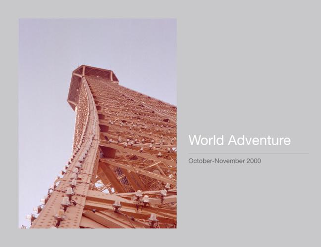 World Trip 2000