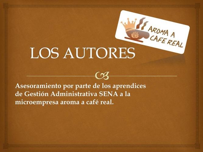 HOJAS DE VIDA LOS AUTORES