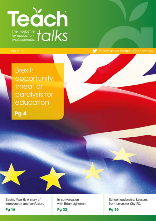 Teach Talks Issue 11