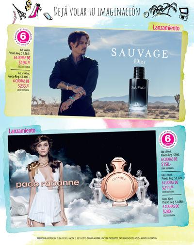 Perfumerias Pigmento Noviembre 2015