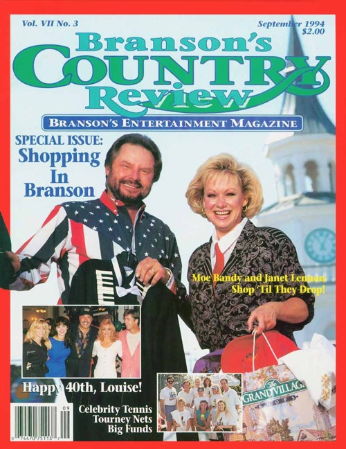 Branson's Country Review | September 1994