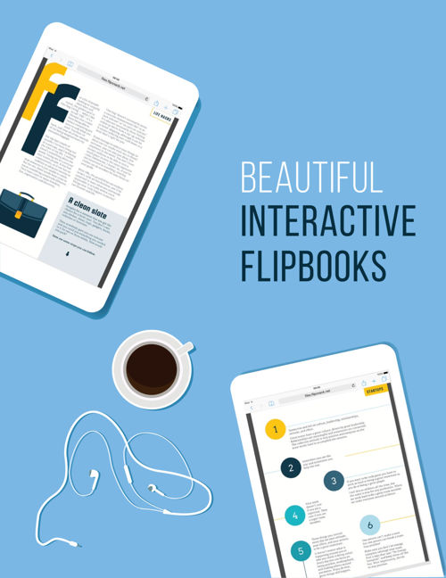 Flipsnack (audio, video, tag, social)