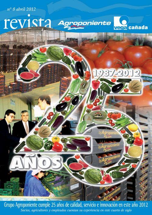 Revista Agroponiente 8