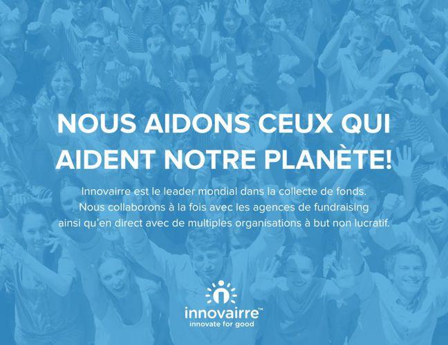 Innovairre - Innover pour une bonne