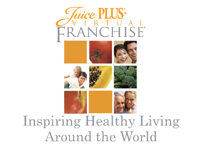 NSA's Juice Plus Virtual Franchise