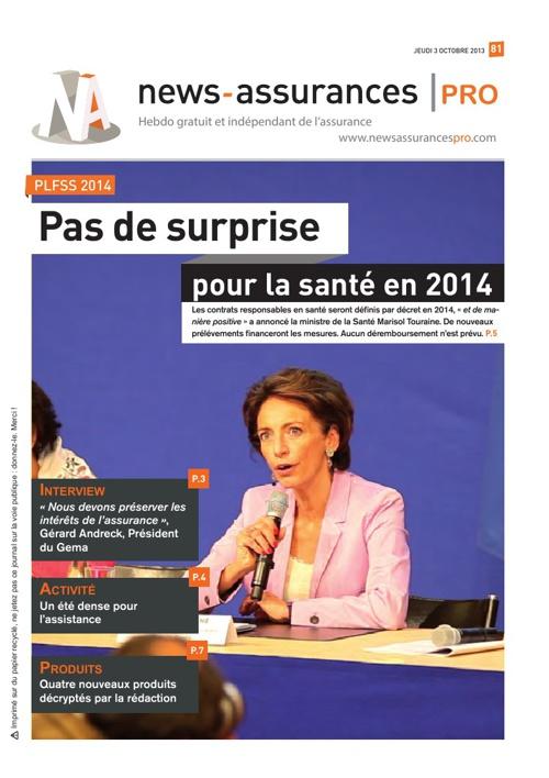 News Assurances PRO - Edition 81