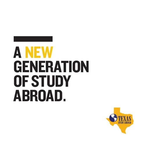 Texas Study Abroad Catalogue