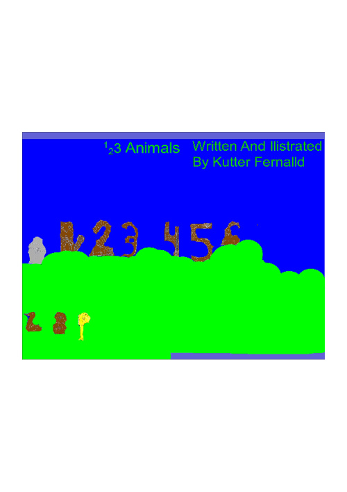 123 Animals