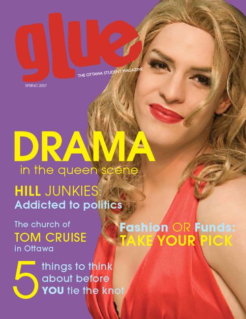 Glue Magazine - Spring 2007