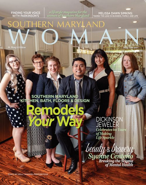 Southern Maryland Woman - May/June 2017 - St Marys Edition