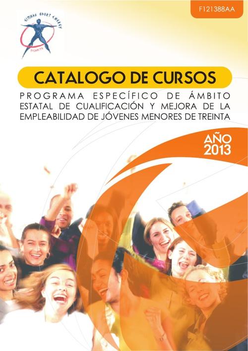 Catálogo Certificados Profesionalidad Año 2013 - DESOCUPADOS 30
