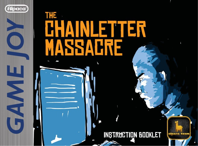 The Chainletter Massacre- Instruction Booklet
