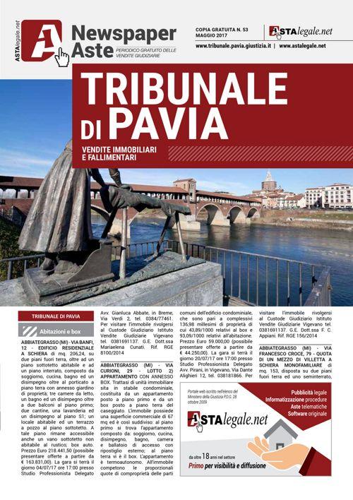 Pavia maggio 2017