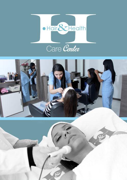 Brochure Hair&Health
