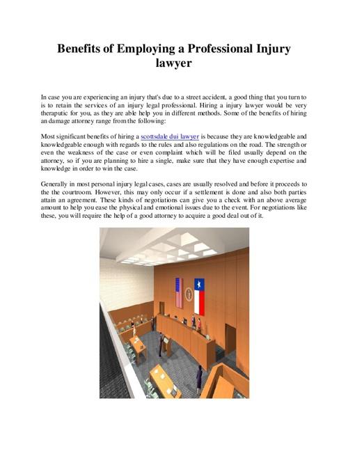 Scottsdale Dui Attorney