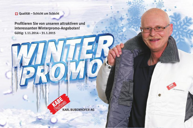 Winter Promo 2014