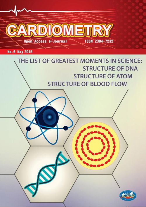 Open access e-journal Cardiometry - No.6 May 2015