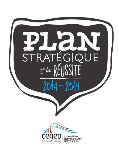 CSTJ - Plan stratégique 2014-2019
