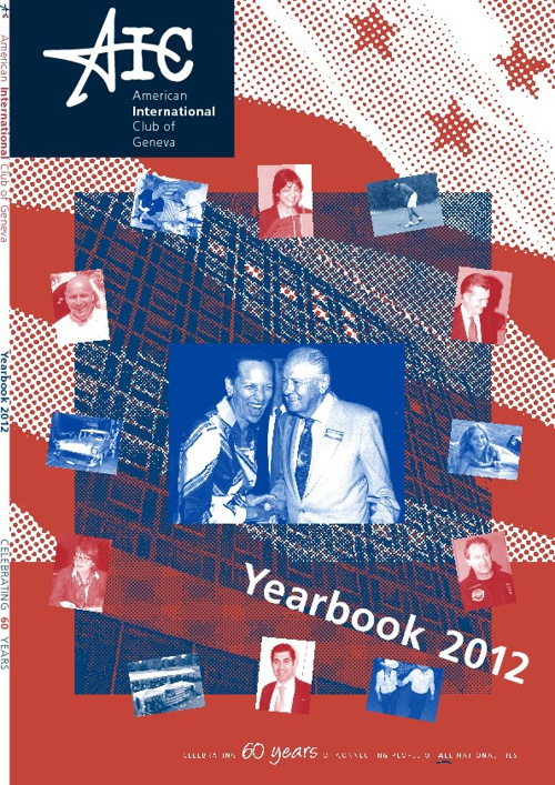 AIC 2012 Yearbook