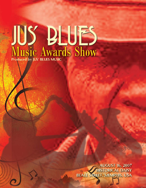 2007 Jus` Blues Music Awards
