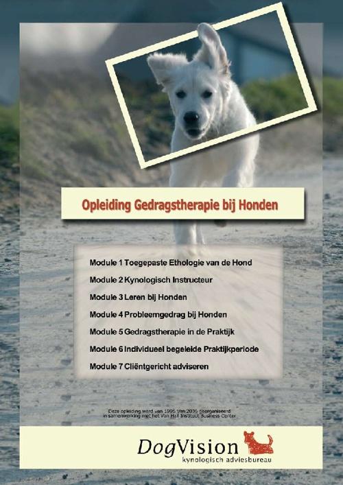 Studiegids DogVision