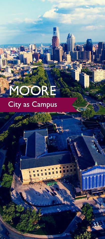 Moore City as a Campus