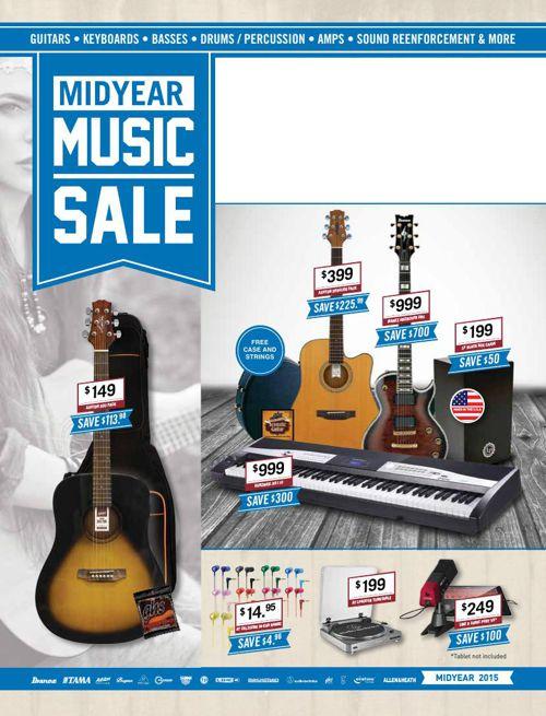 Mall Music Mid-Year Catalogue 2015