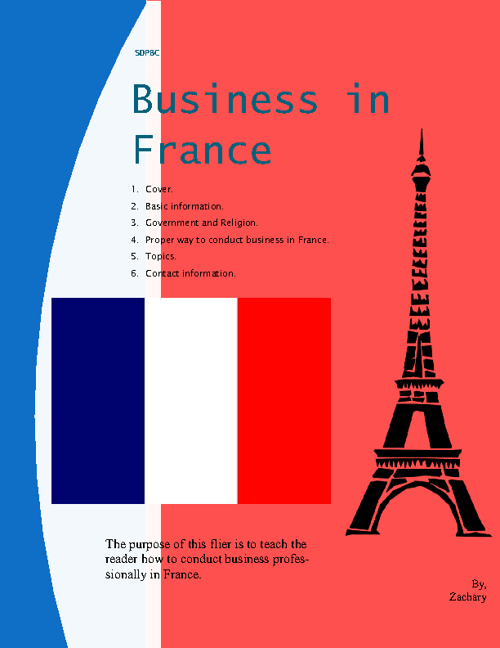 Bussiness in France