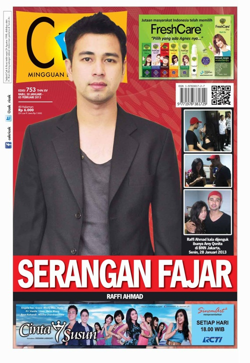 Tabloid C&R 753