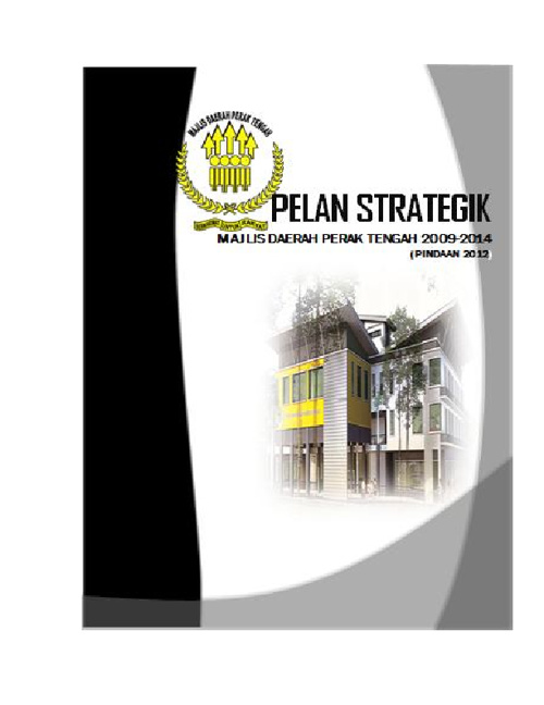 Pelan Strategik MDPT