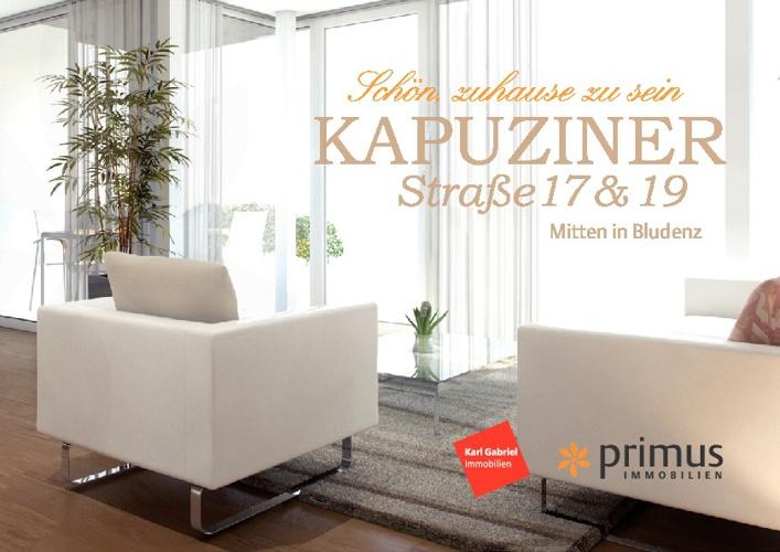 Primus Immobilien - Bludenz: Kapuzinerstraße 17 & 19