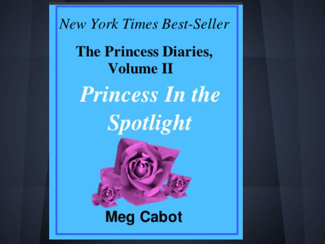 Princess in The Spotlight #2