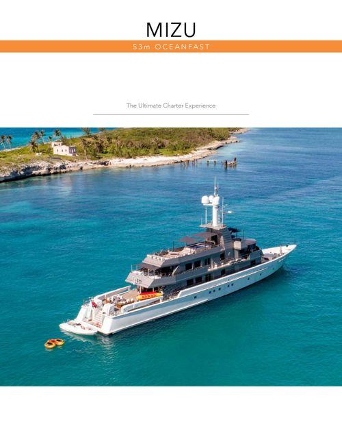 MIZU Charter Brochure