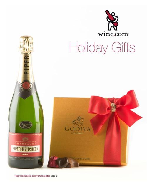 2014 Holiday Catalog | wine.com