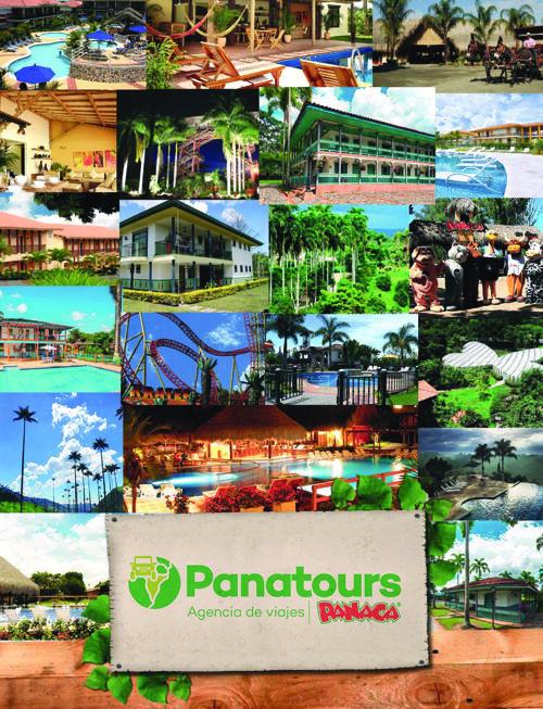 Portafolio PANATOURS