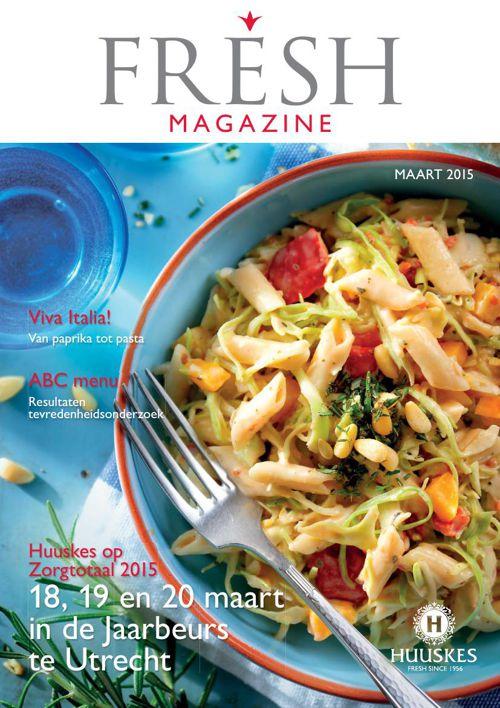 Fresh Magazine Maart 2015