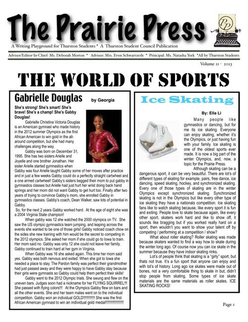 Prairie Press Issue 11