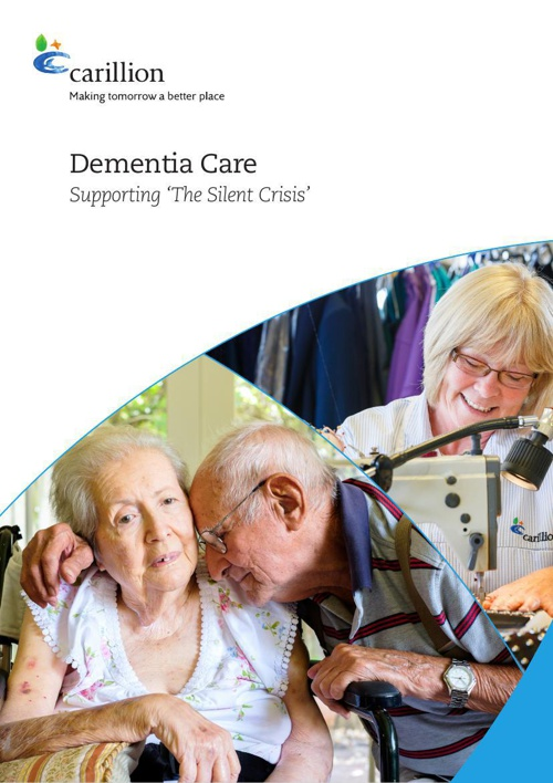 Dementia Care - Supporting 'The Silent Crisis'