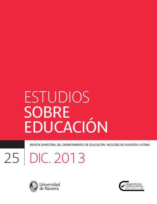 ESTUDIOS SOBRE EDUCACION: LA FAMILIA