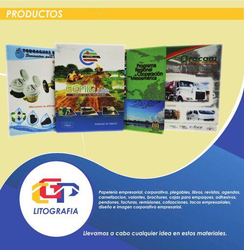 litografia cgp