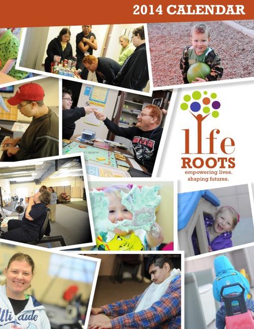 LifeROOTS Calendar