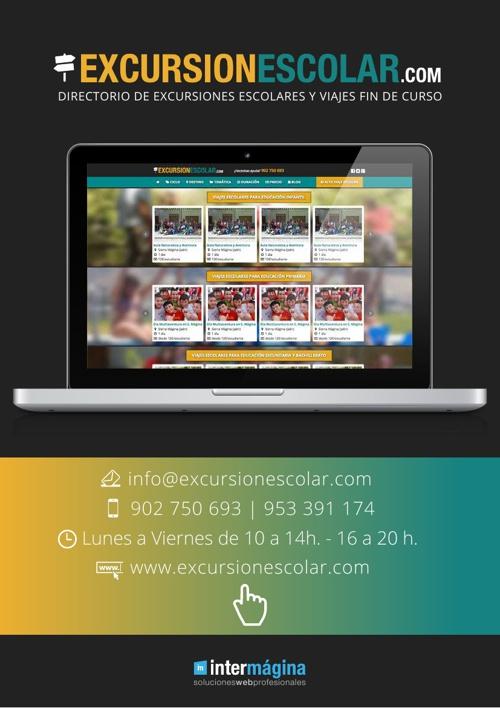 Dossier Empresas ExcursionEscolar.com