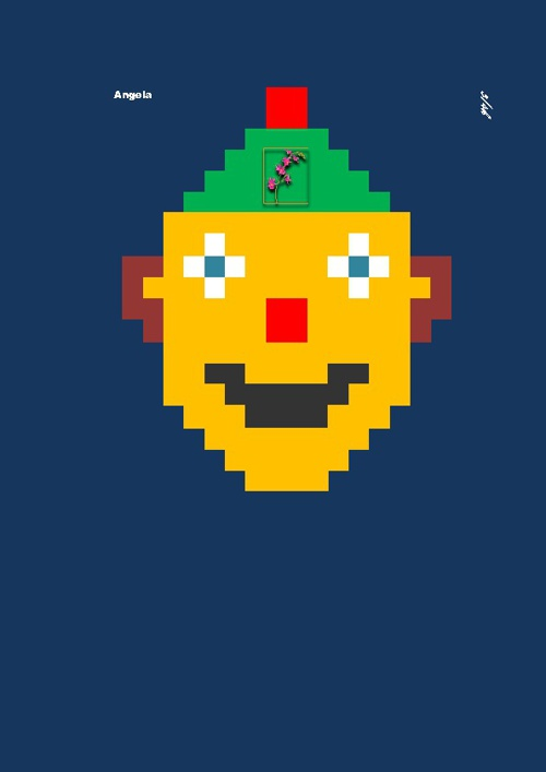 Pixel Clowns