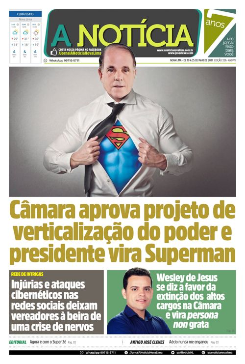 Jornal A Notícia - Edição 286