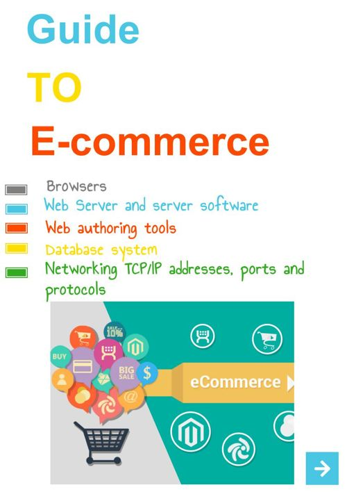 Guide to E-commerce