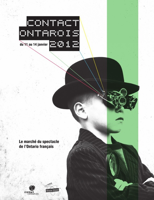 Cahier Contact 2012